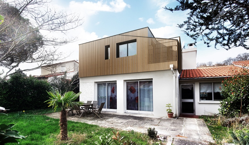 FRI_Surélévation d'une maison
