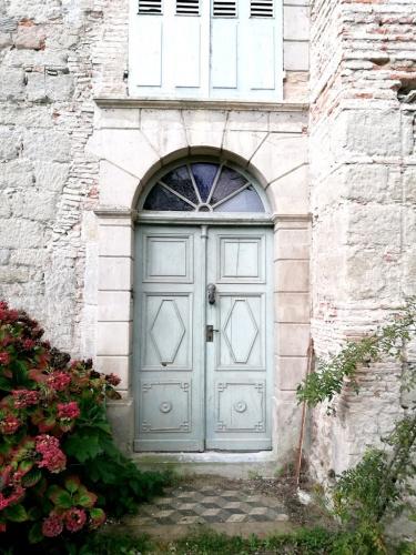 Rénovation de château : Porte