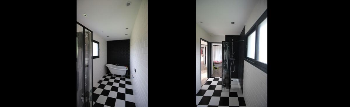 Construction d'une maison contemporaine à toit terrasse et monopente en zinc : image_projet_mini_102540