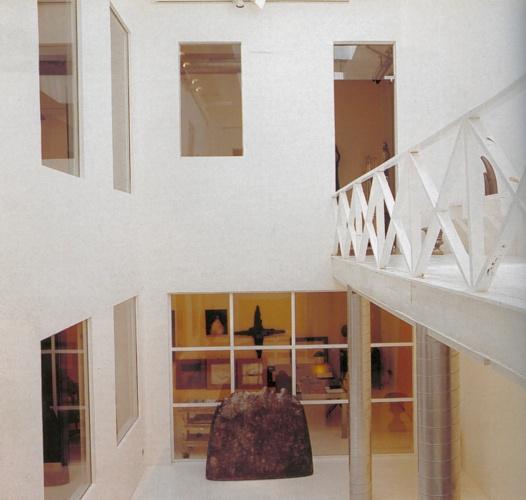 Galerie d'art à Barcelone