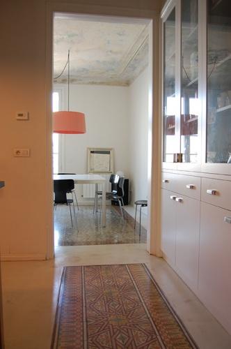 Rénovation d'un appartement à Barcelone