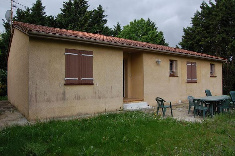Réalisation d'une maison individuelle à Aureville : 02