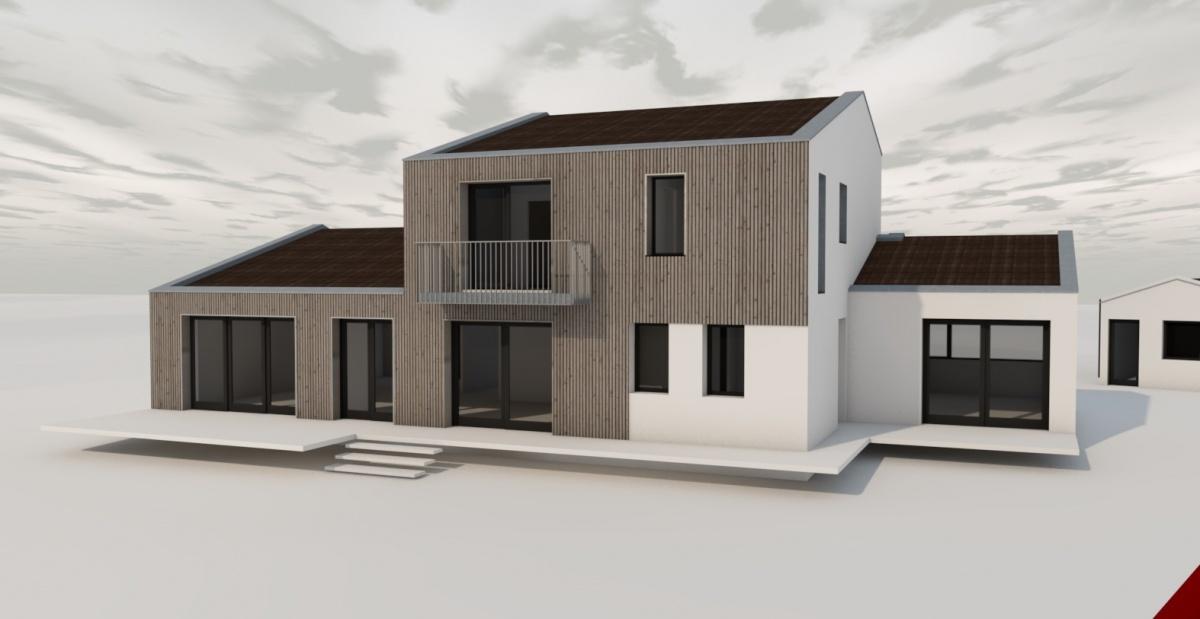 Réalisation d'une maison individuelle à Aureville : 1603_DPC_03 - Picture2