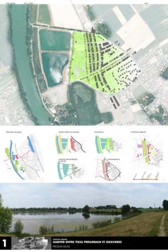 Création de 38 logements coopératifs : planche stratégie
