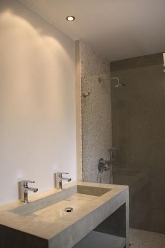 Réaménagement intérieur maison- salon, chambre, salle de bains