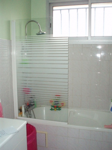 Rénovation salon, salle à manger et salle de bain : SDB avant 1.JPG