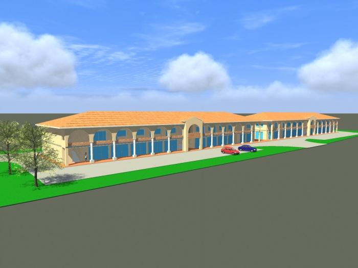 Centre commercial Lauragais II