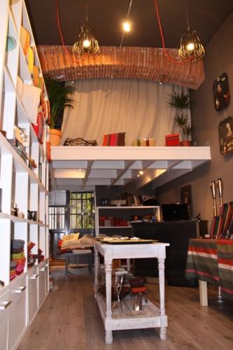 Rénovation et décoration boutique Toulouse