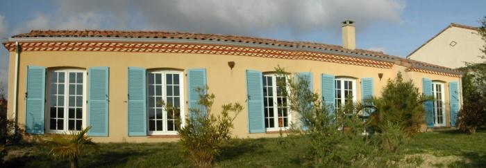 Maison T à Nailloux