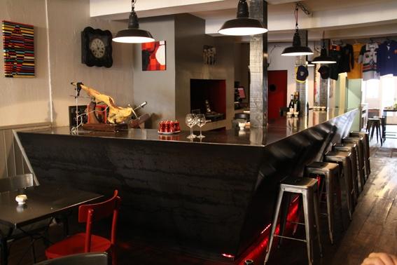 Rénovation restaurant
