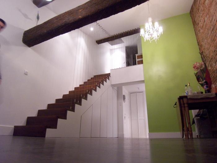 Réhabilitation d'un appartement en centre historique