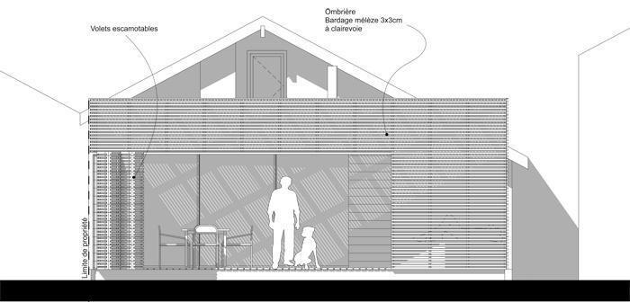 Extension d'une maison à Toulouse : FACADE-EST-1-50.jpg