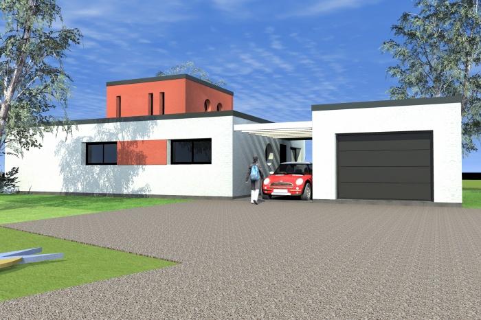 architecte isabelle martin tournefeuille r alisations. Black Bedroom Furniture Sets. Home Design Ideas