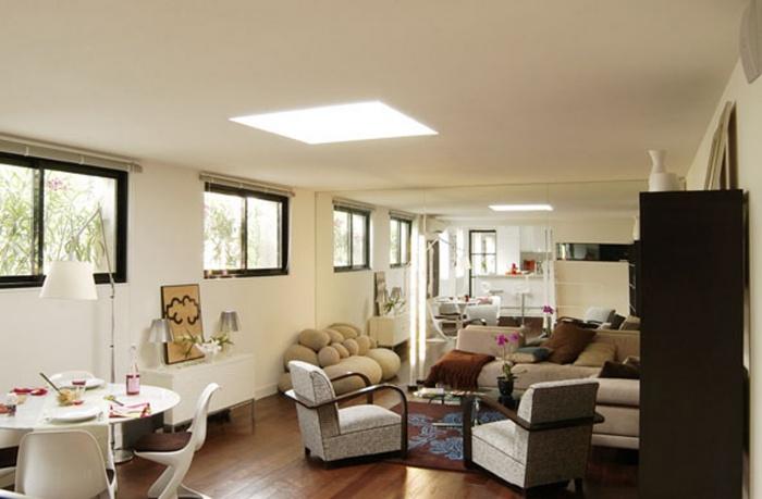 RÉNOVATION-Mondran PHASE 1- Transformation de bureaux en appartement (réalisée)