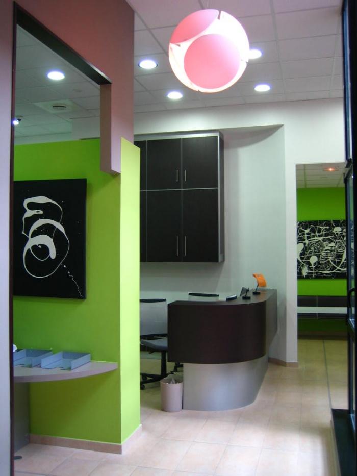 AMÉNAGEMENT-d'un centre médical d'ophtalmologie (réalisé) : Photos Cab médical 012