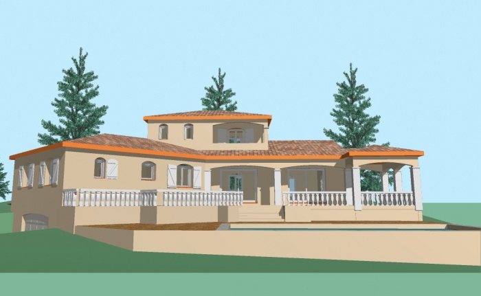 architectes maisons individuelles autour de toulouse. Black Bedroom Furniture Sets. Home Design Ideas