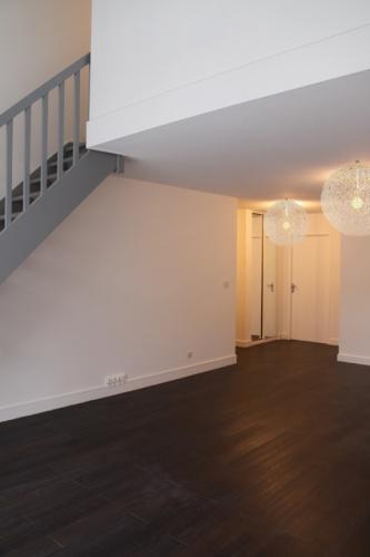 architectes r novation duplex toulouse. Black Bedroom Furniture Sets. Home Design Ideas