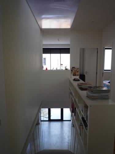 Transformation d'un atelier en loft à Toulouse : loft snaky interieur 2