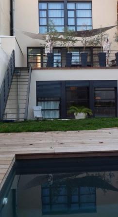 r novation de toulousaine toulouse une r alisation de architectures marco baertich. Black Bedroom Furniture Sets. Home Design Ideas