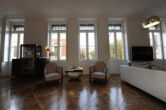 architectes r novation de toulousaine toulouse. Black Bedroom Furniture Sets. Home Design Ideas