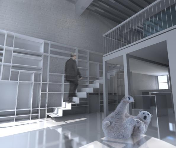 Rénovation d'un logement dans un Hôtel Particulier