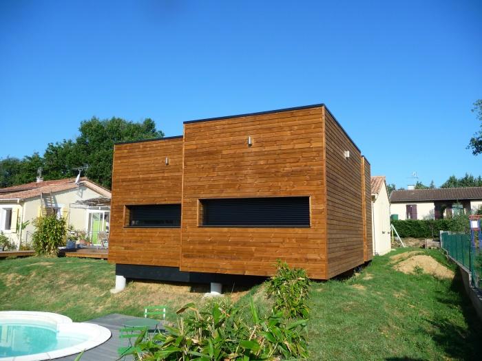 Architectes agrandissement d 39 une maison for Agrandissement maison individuelle