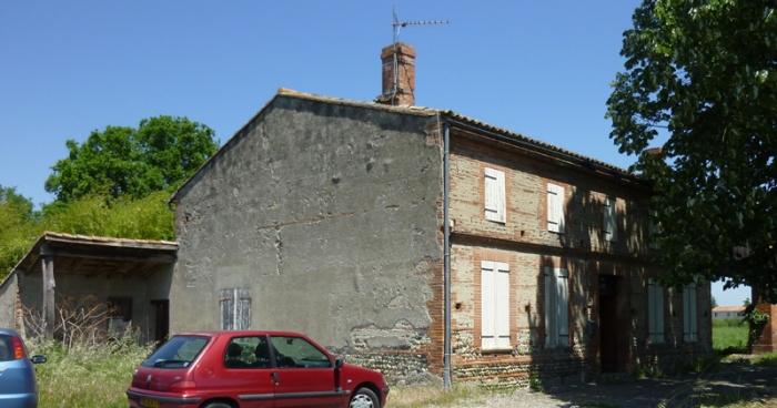 RESTAURATION D'UNE VIEILLE MAISON TOULOUSAINE : fenouillet-av-a