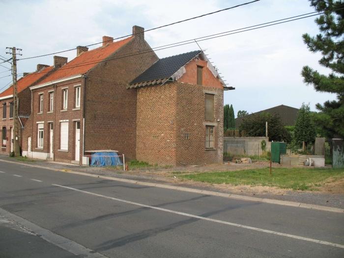 Construction d'une maison individuelle de type T3 + un appartement de type T4 : image_projet_mini_42193