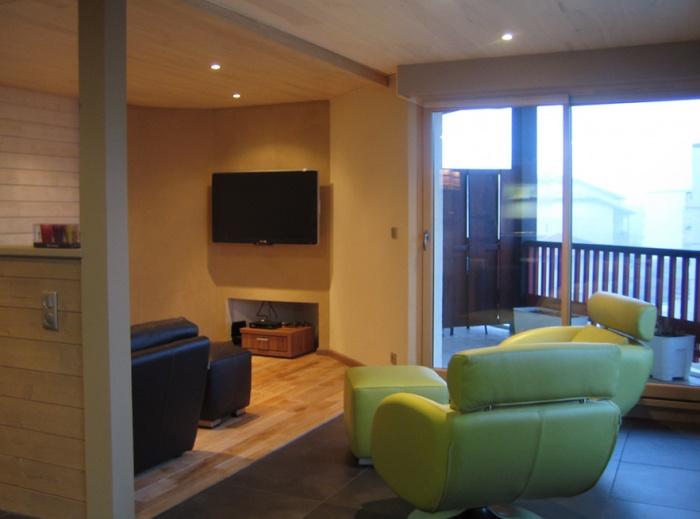 Rénovation d'un appartement – Capbreton (40)