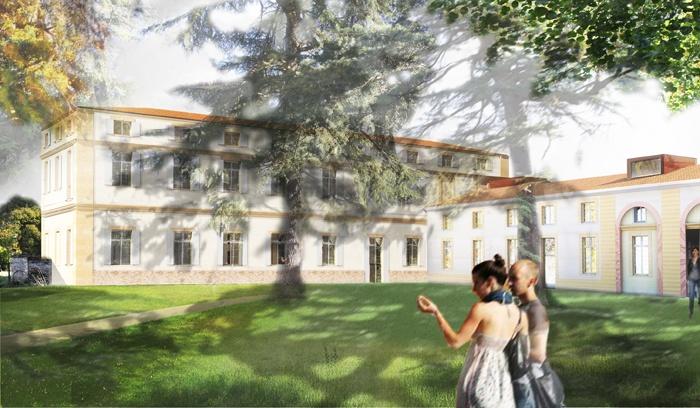 Réhabilitation du Chateau de Drudas : PERS_ basse def