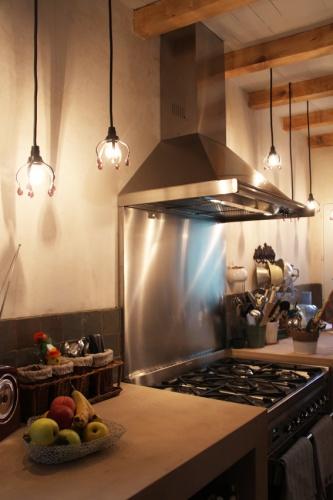 Création d une cuisine sur mesure en béton meubles sur mesure en