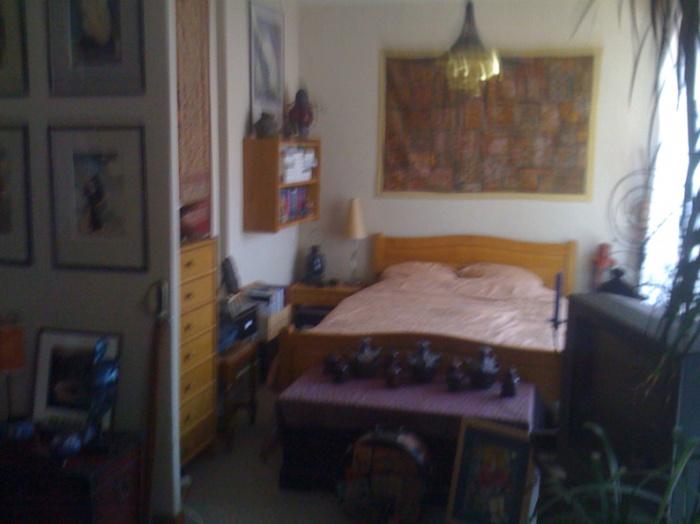 Réunion de 2 appartements en un T3 : avant 1