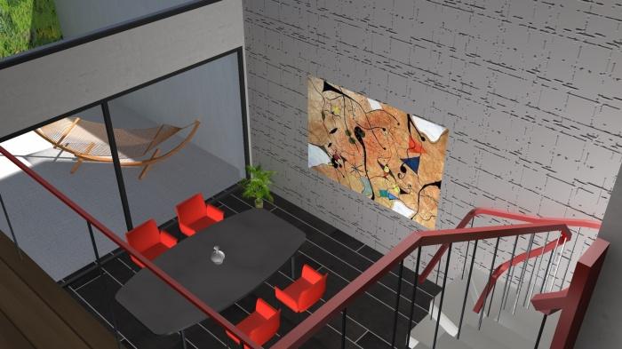 architecte atelier sc nario toulouse r alisations et. Black Bedroom Furniture Sets. Home Design Ideas