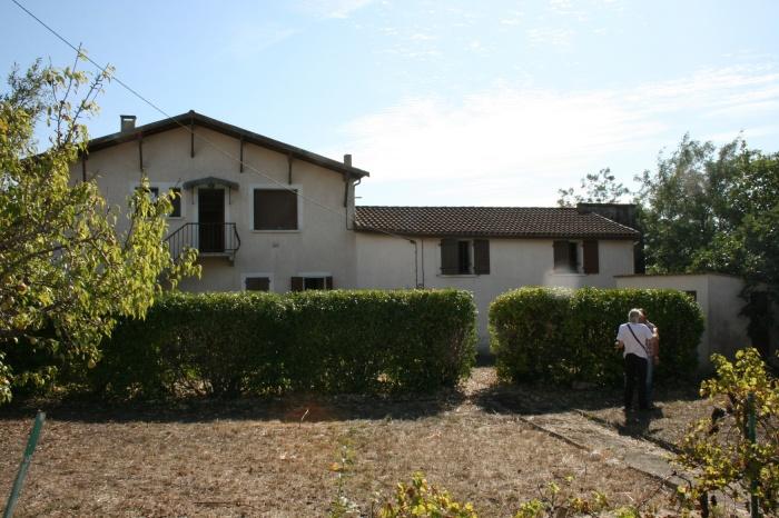 Rénovation lourde d'une maison de village