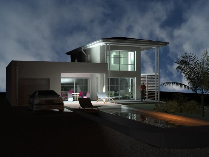 villa contemporaine : 30.01.2012