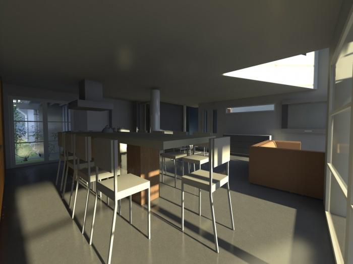 villa contemporaine : ACCamera24