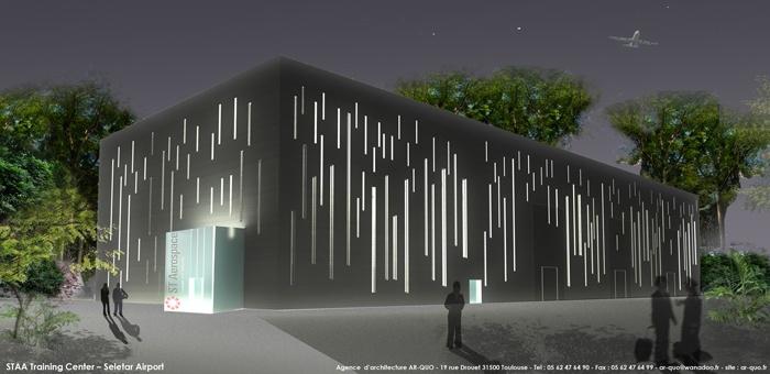 Construction d'un Centre d'entrainement à SINGAPOUR