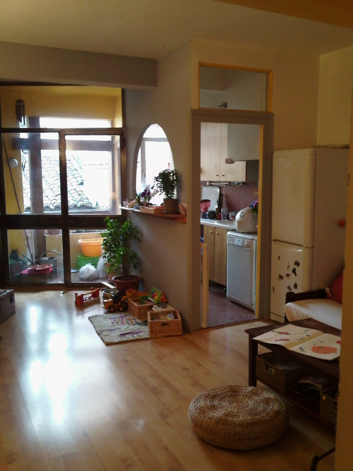 architectes r novation appartement toulouse quartier des carmes. Black Bedroom Furniture Sets. Home Design Ideas