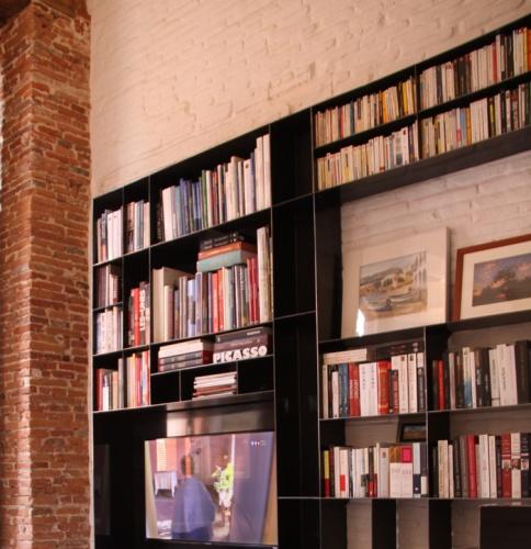 architectes r novation d 39 un logement dans un h tel particulier toulouse. Black Bedroom Furniture Sets. Home Design Ideas