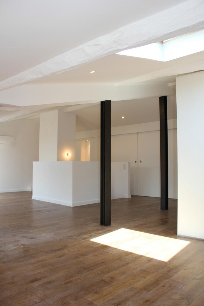Aménagement d\'un appartement sous combles à Toulouse : une ...