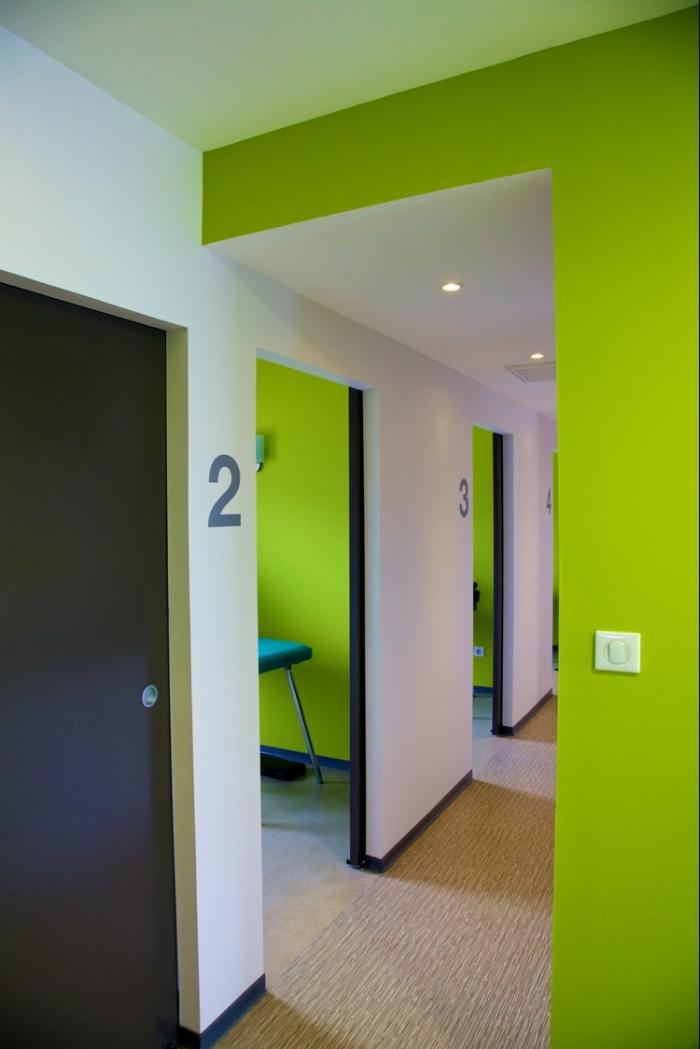 cabinet de kin sith rapie saint jean une r alisation de agence silvea. Black Bedroom Furniture Sets. Home Design Ideas