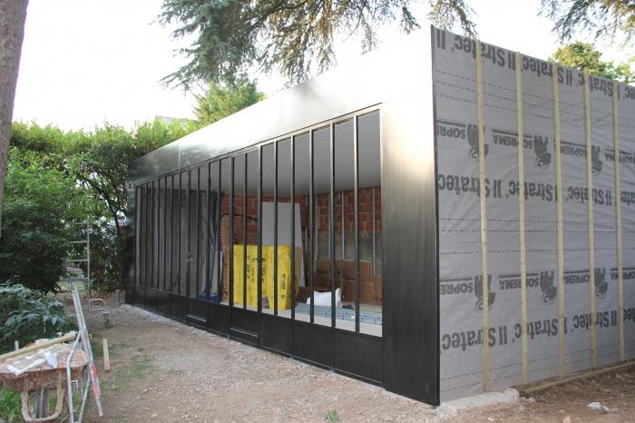 architectes r novation d pendances toulouse quartier lardenne. Black Bedroom Furniture Sets. Home Design Ideas