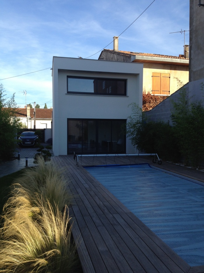 Petit Loft Piscine avec abris garage attenant : IMG_1629.jpg