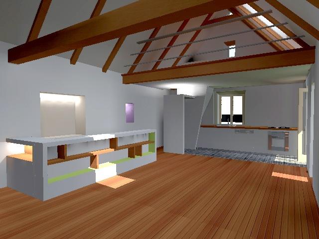 Maison Massaly : Maison Masaly Etage 2b