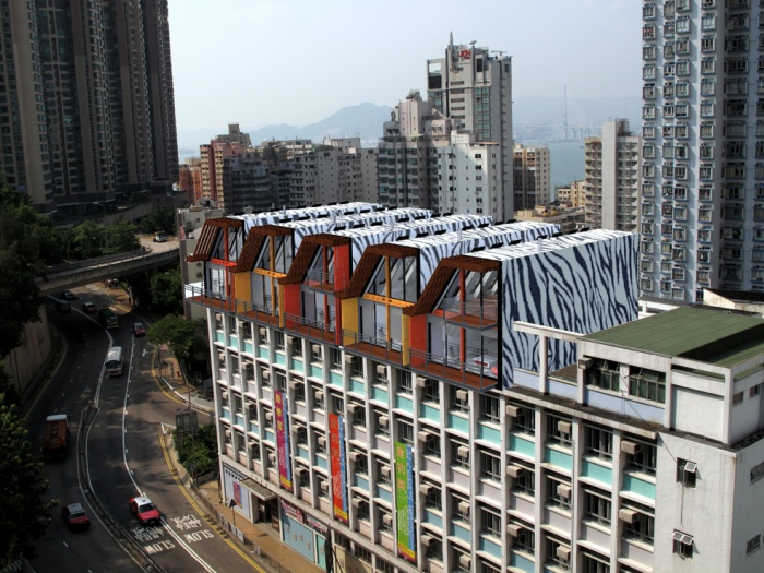 Lofts insertion HongKong