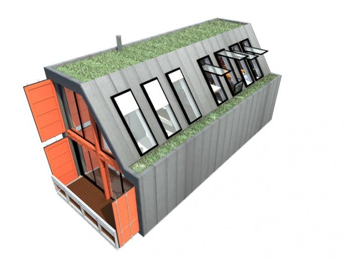 Loft : unit 1
