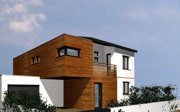 Maison maçonnerie / bois