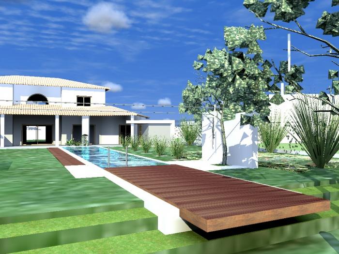 Architectes piscine paysage fonsorbes for Piscine fonsorbes