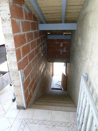 Avant travaux - Escalier