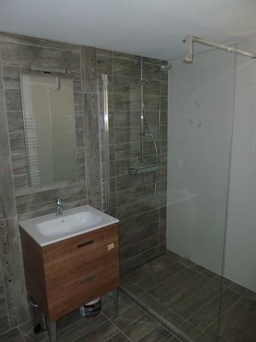 Après travaux - RDC salle d'eau